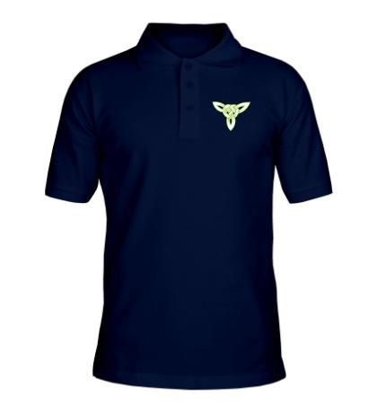 Рубашка поло Кельтский узел
