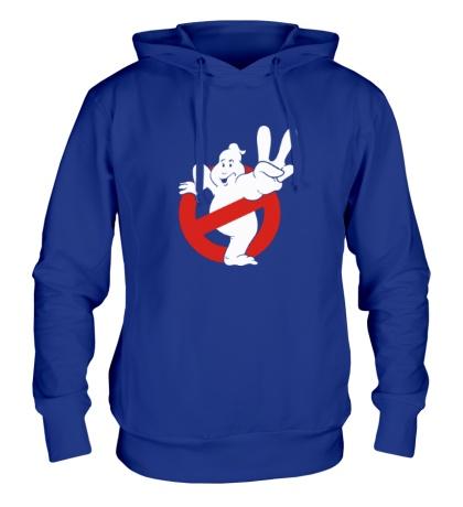 Толстовка с капюшоном Ghostbusters