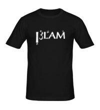 Мужская футболка Ислам