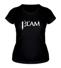Женская футболка Ислам
