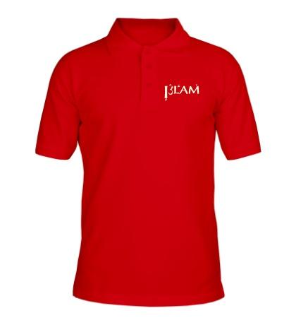Рубашка поло «Ислам свет»