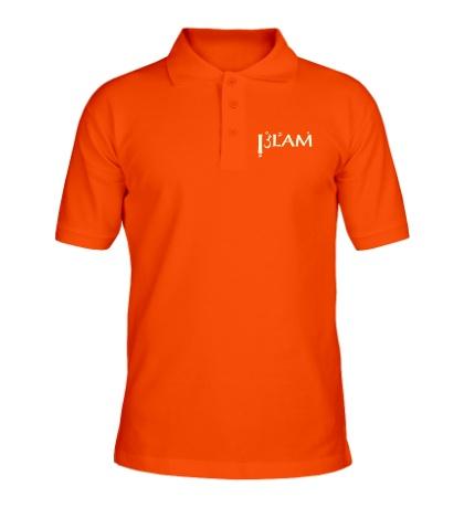 Рубашка поло Ислам свет