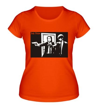 Женская футболка Pulp Fiction