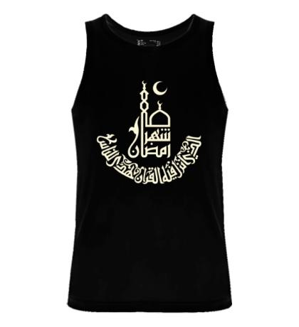 Мужская майка Рамадан, свет