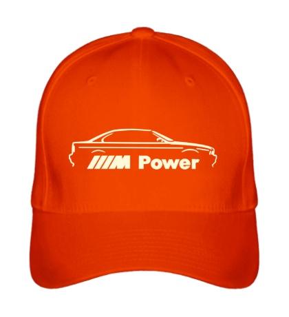 Бейсболка M Power Glow