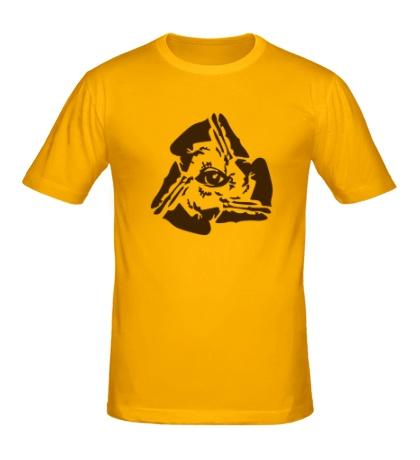 Мужская футболка Иллюминаты