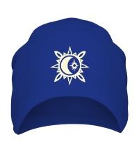 Шапка Исламский полумесяц, свет