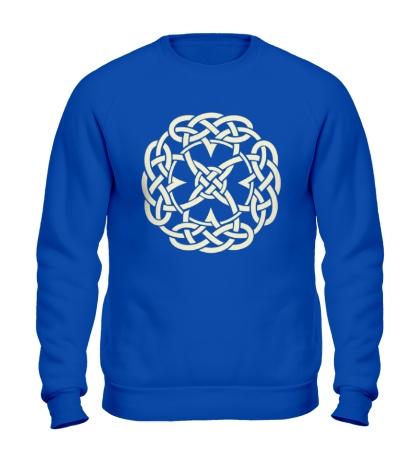 Свитшот Кельтский символ, свет