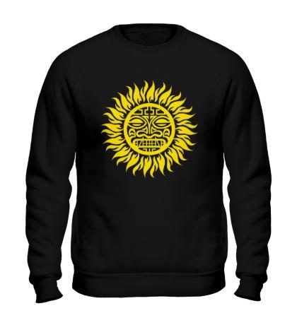 Свитшот Солнце: древний символ