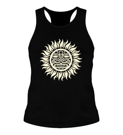 Мужская борцовка Солнце: древний символ, свет