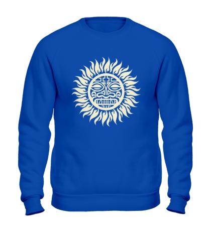 Свитшот Солнце: древний символ, свет