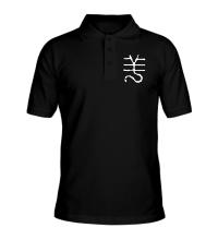 Рубашка поло Год овцы: китайский символ