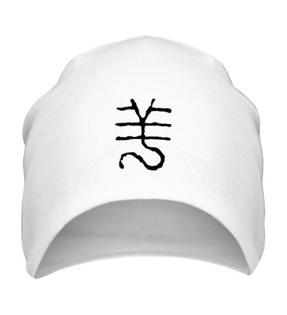 Шапка Год овцы: китайский символ