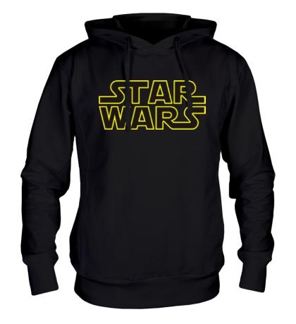 Толстовка с капюшоном Star Wars Logo