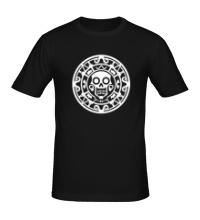 Мужская футболка Ацтекская руна