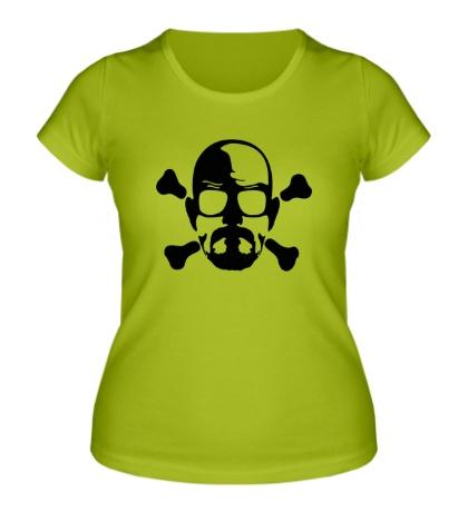 Женская футболка Призводство смерти