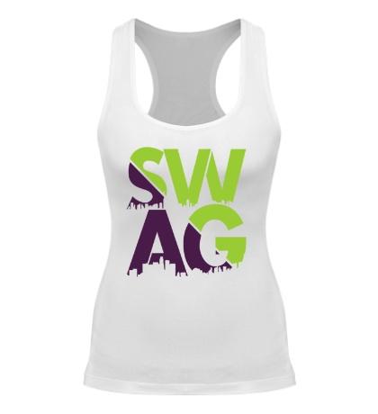 Женская борцовка SWAG City