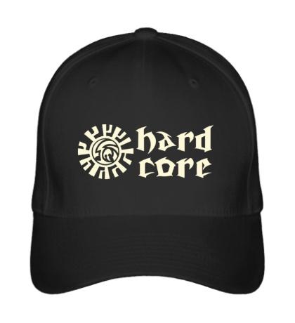 Бейсболка Hard Core Glow