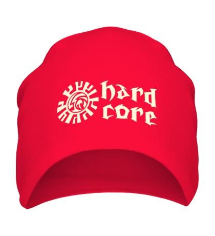 Шапка Hard Core Glow