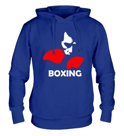 Толстовка с капюшоном Boxing Only