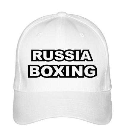 Бейсболка Russia Boxing