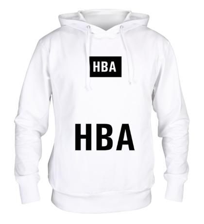 Толстовка с капюшоном HBA Exclusive