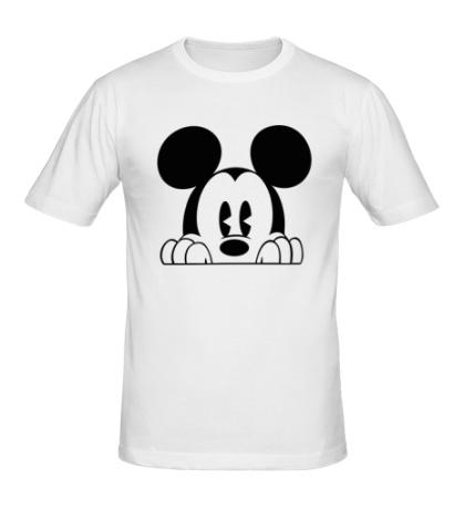 Мужская футболка Микки Маус, для него