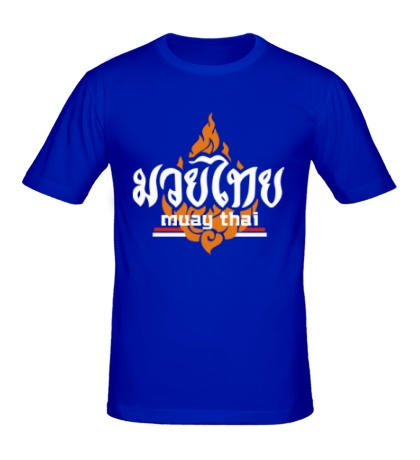 Мужская футболка Muay Thai