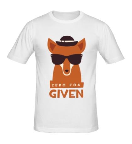 Мужская футболка Zero Fox Given