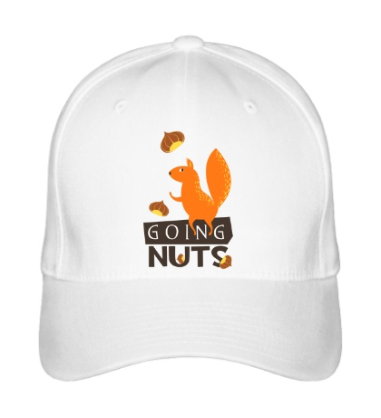 Бейсболка Going nuts
