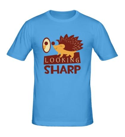 Мужская футболка Looking sharp