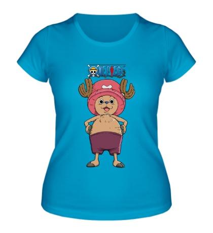 Женская футболка Тони Чоппер