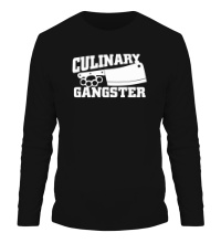 Мужской лонгслив Culinary gangster