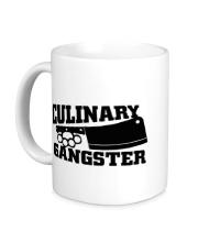 Керамическая кружка Culinary gangster