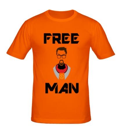 Мужская футболка Freeman Half-Life