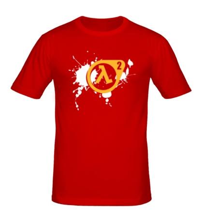 Мужская футболка Half-Life 2: Blood