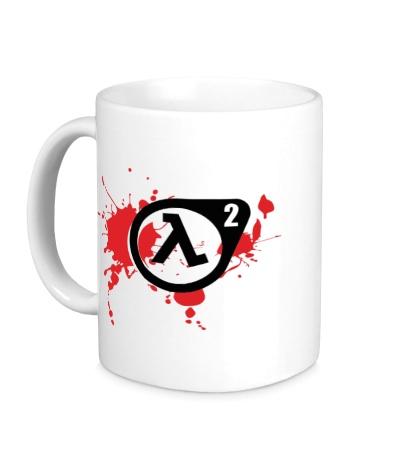Керамическая кружка Half-Life 2: Blood