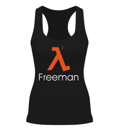 Женская борцовка Half-Life 3: Freeman