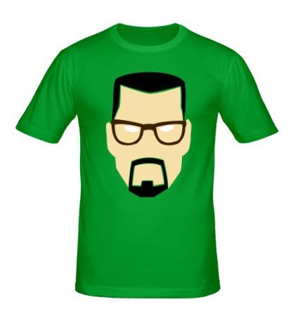 Мужская футболка Gordon Freeman
