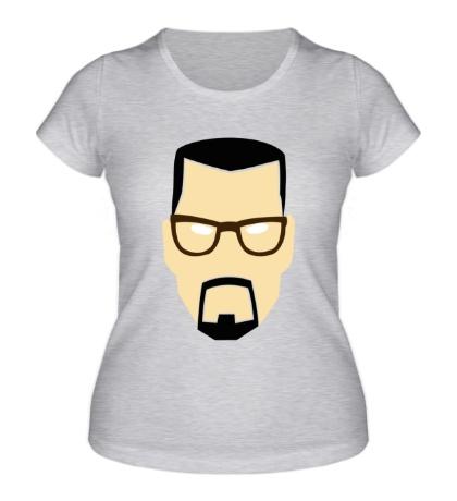 Женская футболка Gordon Freeman