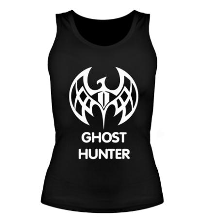 Женская майка Elf Fighter: Ghost Hunter