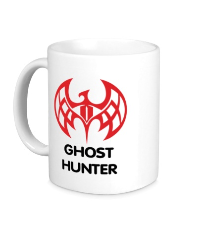 Керамическая кружка Elf Fighter: Ghost Hunter