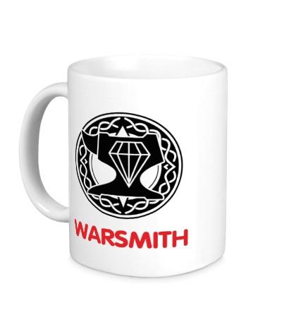 Керамическая кружка Dwarf Fighter: Warsmith