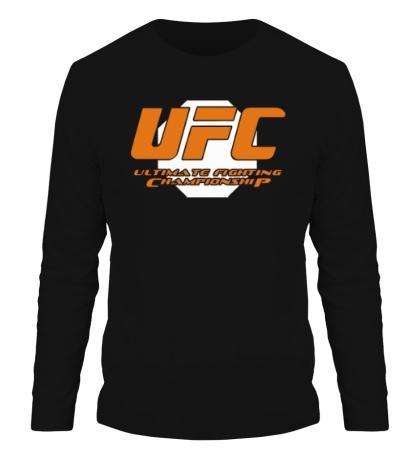 Мужской лонгслив UFC