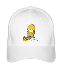 Бейсболка Гомер с Пончиком