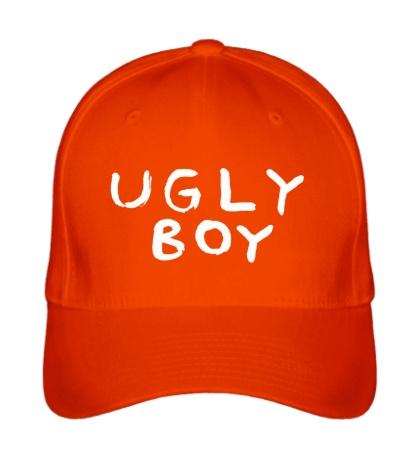 Бейсболка Ugly boy