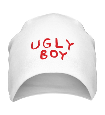 Шапка Ugly boy