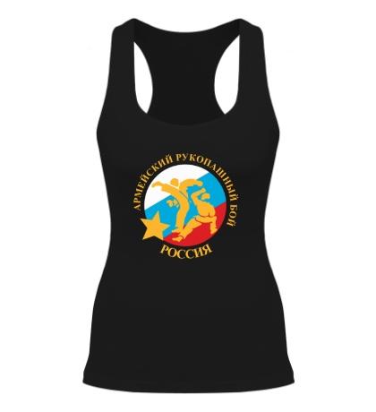 Женская борцовка Русский рукопашный бой
