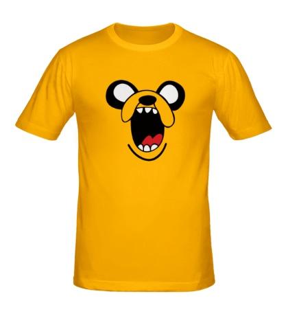 Мужская футболка Злой Джейк