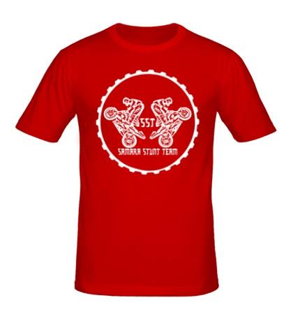 Мужская футболка Samara Stunt Team